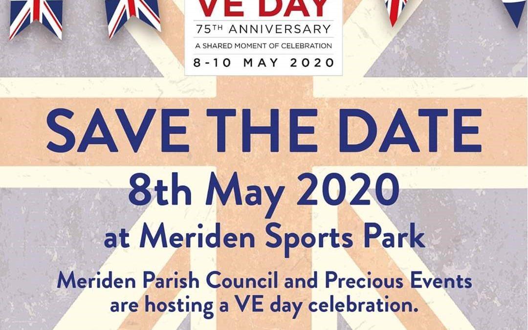 VE Day Volunteers Needed